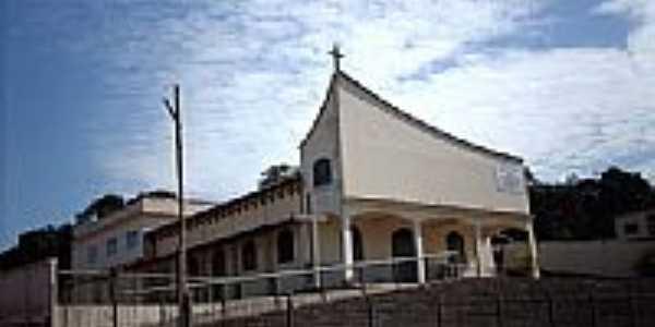 Igreja do Divino Espírito Santo em Pinheiral-RJ-Foto:Sergio Falcetti