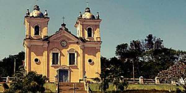 Igreja de Santana em Piraí - RJ