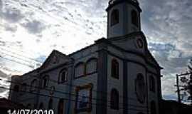 Porciúncula - Igreja de N.Sra.Aparecida em Porciúncula-RJ-Foto:Sergio Falcetti