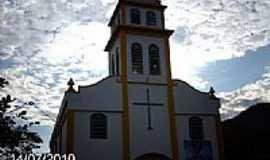 Porciúncula - Igreja de São Sebastião em Porciúncula-RJ-Foto:Sergio Falcetti