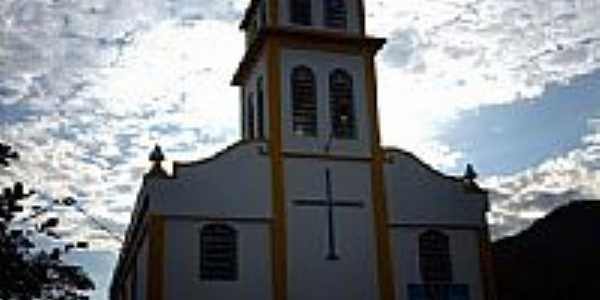 Igreja de S�o Sebasti�o em Porci�ncula-RJ-Foto:Sergio Falcetti