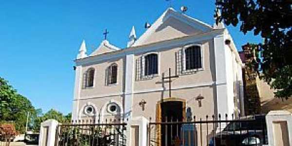 Santuário de Jesus Crucificado - Porto das Caixas