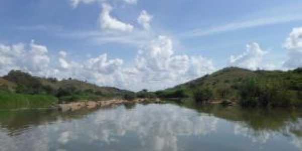 Rio Paraíba do  Sul sentido ao Rio Angu, Por kenny barbosa