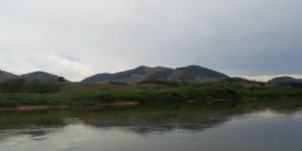 Rio Paraíba do Sul, Por kenny barbosa