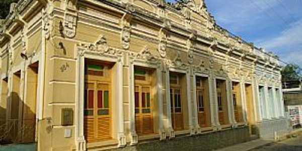 Pureza-RJ-O Prédio mais famoso da cidade construido em 1923-Foto:onortefluminense.