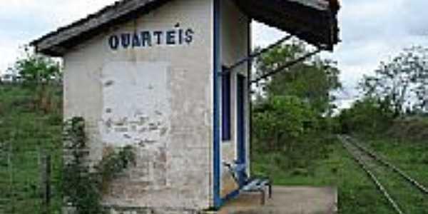 A pequena estação