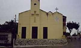 Itamari - Igreja Cat�lica de Itamari-BA-Foto:nelson ribeiro