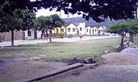 Itamari - Pra�a Pau Brasil em Itamari-BA-Foto:nelson ribeiro