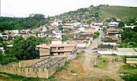 Itamari - Vista parcial da cidade de Itamari-BA-Foto:Miguel de Guilo