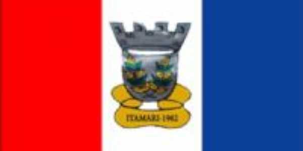 Bandeira de Itamari, Por Edinaldo Lima de Almeida