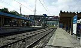 Queimados - Estação Ferroviária de Queimados-RJ-Foto:Luiz Augusto Barroso