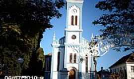 Quissamã - Igreja de N.Sra.do Desterro em Quissamã -RJ-Foto:Sergio Falcetti