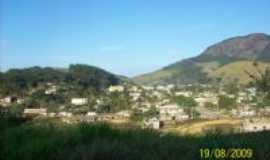Raposo - O povoado, localizado num vale cercado de montes, Por Zemaria da Netinha