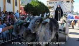 Raposo - PROCISS�O CARROS DE BOI DE RAPOSO, Por PAULO DE TARSO RODRIGUES