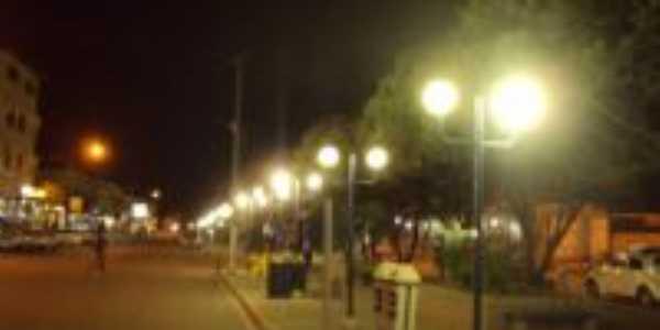 Avenida principal., Por SALLES
