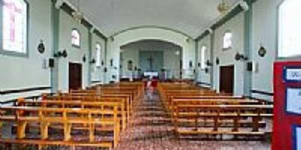 Interior da Igreja de Sant´Ana-Foto:sgtrangel