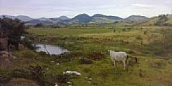 Imagem da área rural de Rio Bonito-RJ-Foto:Newton Almeida