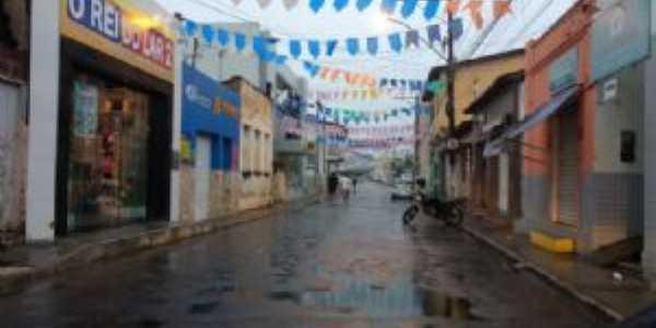 Rua Rui Barbosa - Centro - Itambé Agora, Por Reginaldo Spínola - Blog Itambé Agora