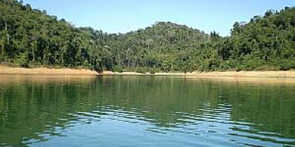 Rio Claro-RJ-Trecho do Reservatório-Foto:Laerso Junior