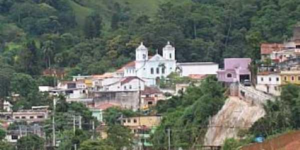 Rio Claro-RJ-Vista do centro da cidade-Foto:Josue Marinho