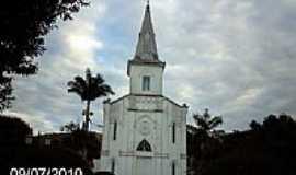 Rio das Flores - Igreja de Santa Teresa D´Ávila em Rio das Flores-RJ-Foto:Sergio Falcetti