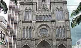 Rio de Janeiro - Rio de Janeiro-RJ-1ª Igreja Presbiteriana do Brasil-Catedral-Foto:FSathler