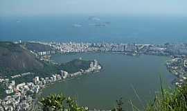 Rio de Janeiro - Rio de Janeiro-RJ-Lagoa Rodrigo de Freitas-Foto:Josue Marinho