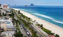 Rio de Janeiro - Rio de Janeiro-RJ-Orla da praia da Barra da Tiluca-Foto:Adriano Martins