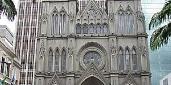 Rio de Janeiro-RJ-1ª Igreja Presbiteriana do Brasil-Catedral-Foto:FSathler