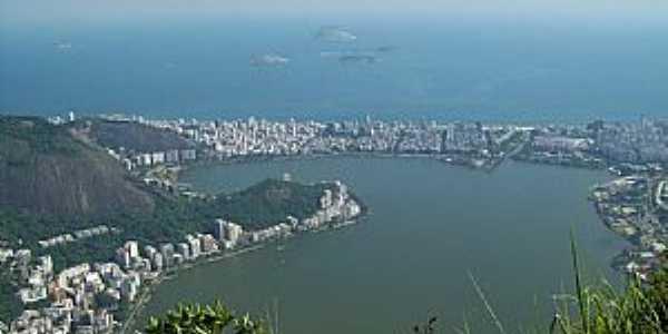 Rio de Janeiro-RJ-Lagoa Rodrigo de Freitas-Foto:Josue Marinho