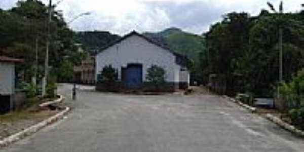 Antigo Depósito da Estrada de Ferro-Foto:abercot