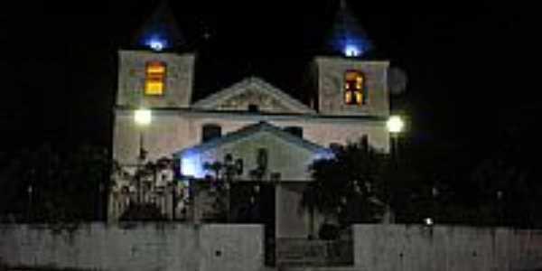 Igreja em Sacra Familia do Tinguá foto por Luiz Fortes