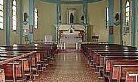 Itamira - Itamira-BA-Interior da Igreja Matriz-Foto:wikimapia.