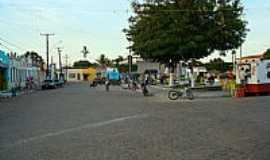 Itamira - Itamira-BA-Nova Praça no centro da cidade-Foto:Genil Torquato da Si…