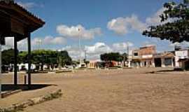Itamira - Itamira-BA-Praça central-Foto:olhovivoapora.