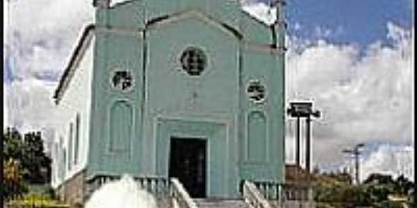 Itamira-BA-Igreja Matriz-Foto:wikimapia.