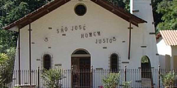 Sana-RJ-Igreja de São José-Foto:Paulo Noronha