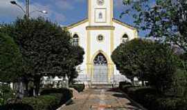 Santa Isabel do Rio Preto - Igreja Matriz de Santa Isabel do Rio Preto-RJ-Foto:Balduyno