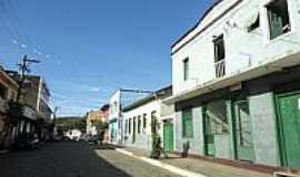 Santa Isabel do Rio Preto - Rua no centro de Santa Isabel do Rio Preto-RJ-Foto:Jorge A. Ferreira Jr…