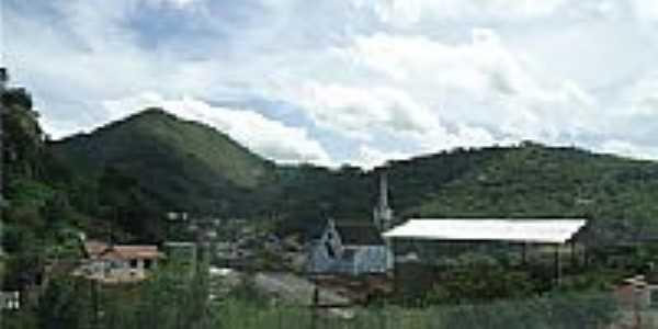 Vista parcial de Santa Maria Madalena-RJ-Foto:Fabr�cio Rodrigues