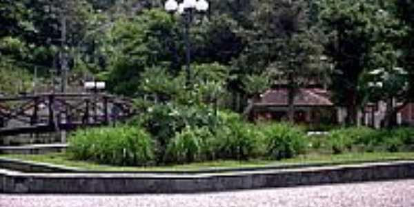 Praça Trajano de Moraes-Foto:João B.C.T. Lima