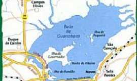 Santo Aleixo - Mapa de Localização