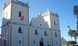 Santo Amaro de Campos - Igreja-Foto:rodinélio