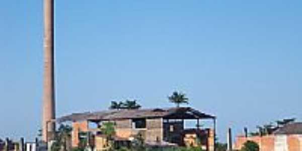 Ruinas da Usina-Foto:rodinélio