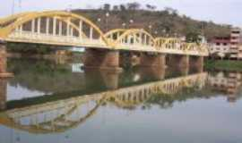 Santo Antônio de Pádua - Ponte velha, Por Fabrício Lage Mansur