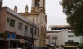 Santo Antônio de Pádua - Praça Pereira Lima  -  Por Fabrício Lage Mansur