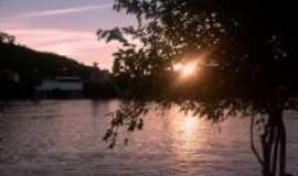 Santo Ant�nio de P�dua - Entardecer no Rio Pomba, Por Fabr�cio Lage Mansur