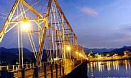 S�o Fid�lis - Ponte Met�lica Sobre o Rio Para�ba do Sul