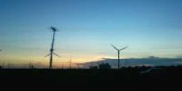 Por do sol em Garga�, Por Josely - Nova igua�u