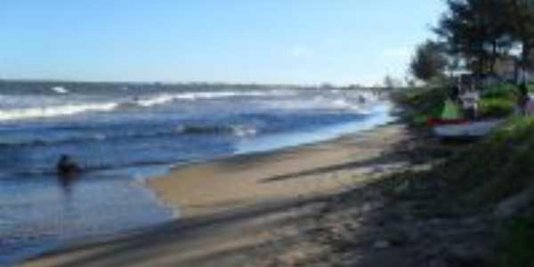 Praia de Guaxindiba, Por Josely - Nova igua�u